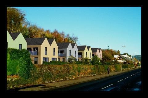 Passivhaus scheme, Scotland
